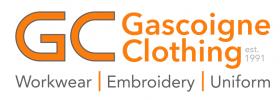 Gascoigne Clothing Logo
